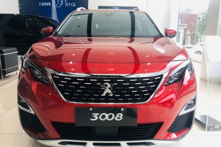 PEUGEOT 3008  - Ultimate Red
